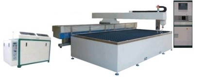 6x2m cantilever waterjet