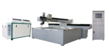 4x2m cantilever waterjet