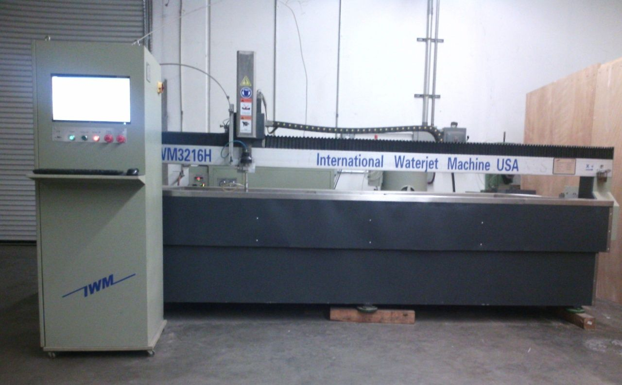 used water jet machine for sale