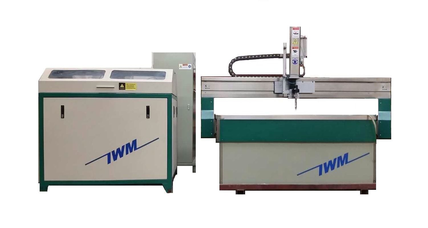 Water jet Cutting Machine job shops in US