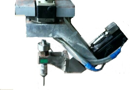 5 axis waterjet machine