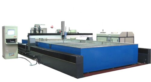 Details Of Waterjet Cutting Machine And Water Jet Cutting
